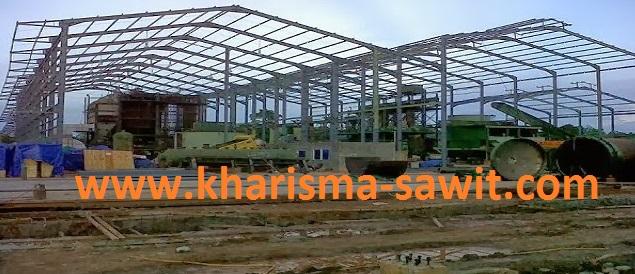 Kontraktor Pabrik Kelapa Sawit