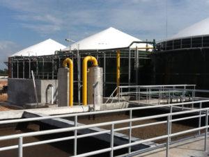 7 Komponen pada Pembangkit Listrik Tenaga Biogas Kelapa Sawit