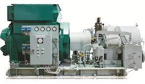 shinko-Steam Turbine Generator Beserta Spesifikasi Turbin Uap