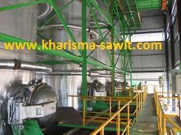 Sistem Kerja Sterilizer pada Pabrik Kelapa Sawit
